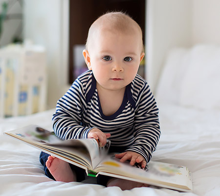 How To Read To Babies